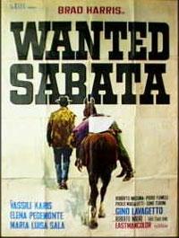 Wanted Sabata –1970- Roberto MAURI Wanted_sabata